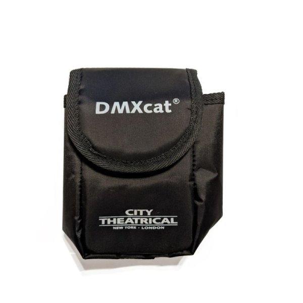 画像1: CITY THEATRICAL DMXcat DMXマルチテスター用ベルトポーチ (1)