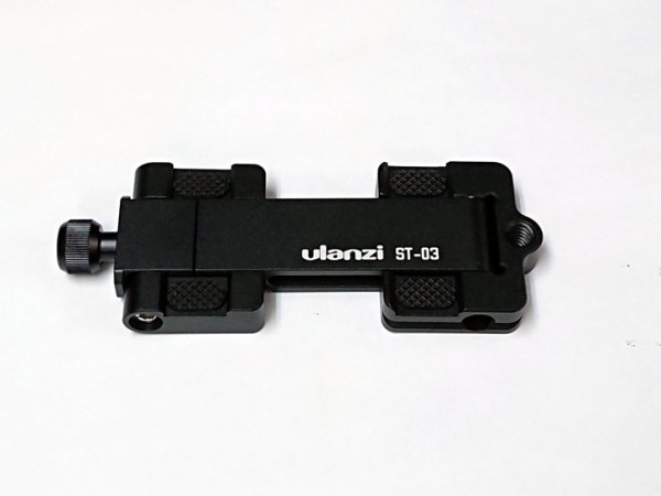 画像1: ST-03 Foldable Phone Tripod Mount(Black) (1)