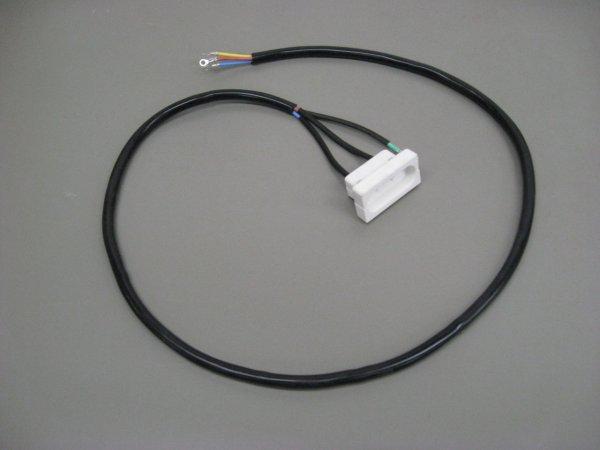 画像1: GONG 普及型 PAR64/56 モーガルソケット (スタンプ型) + シリコンケーブル (1)